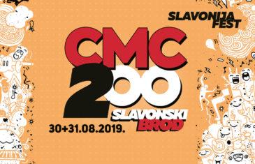 Prljavo kazalište i Mile Kekin headlineri 4. CMC 200 Slavonija festa u Slavonskom Brodu