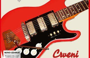 Rock pioniri Crveni koralji nakon 28 godina ponovno na vinilu! Najveći hitovi po prvi put na dvostrukom crvenom vinilu!