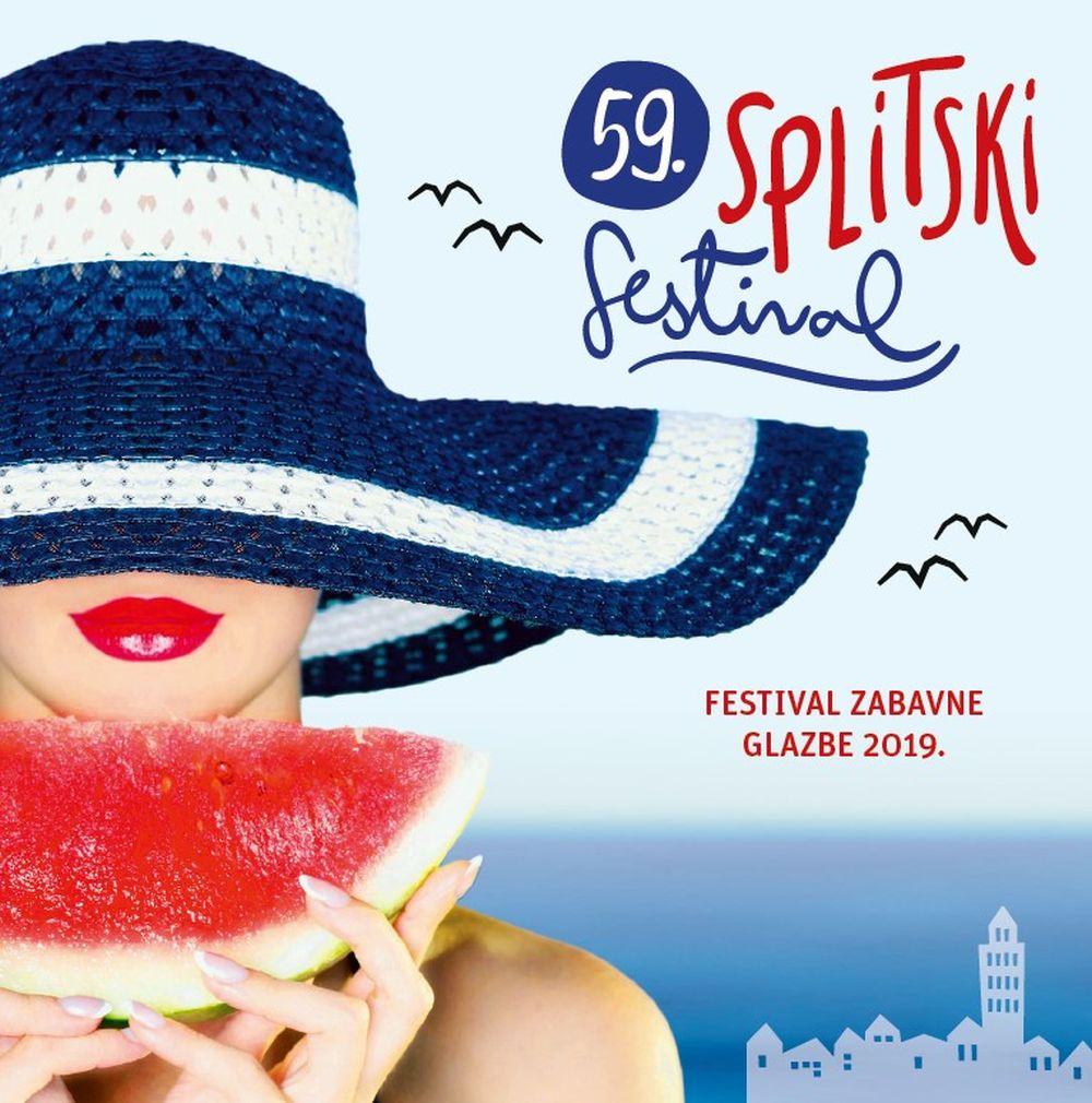 U prodaji dvostruki CD 59. Festivala zabavne glazbe Split 2019.