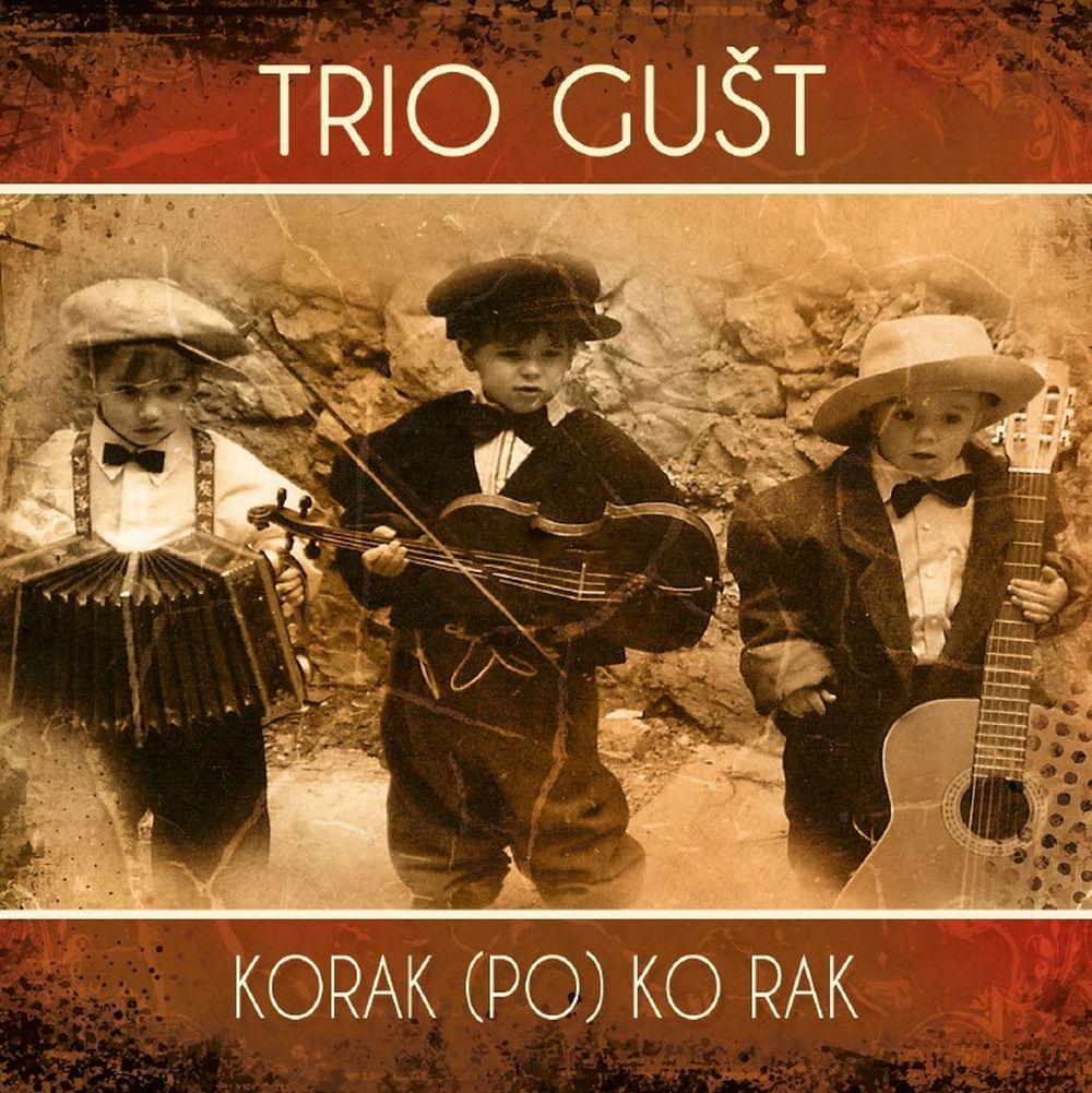 Trio Gušt korak po korak do novog studijskog albuma!