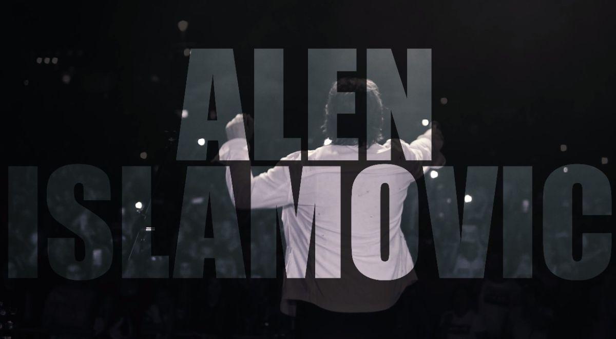 Alen Islamović kao heroj!