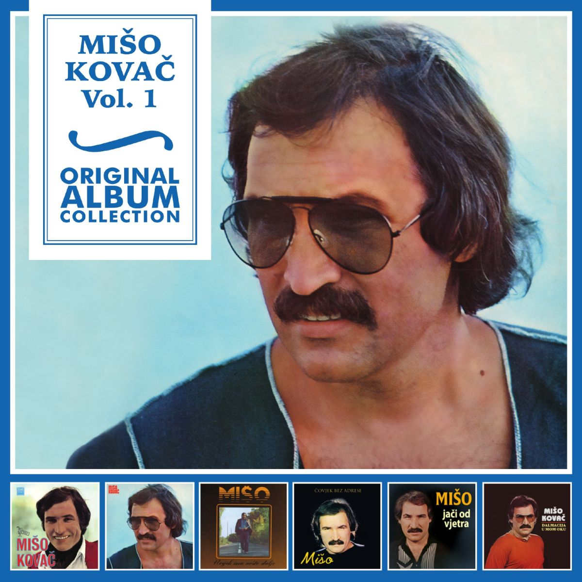"Objavljen ""Original Album Collection Vol. 1"" Miše Kovača"