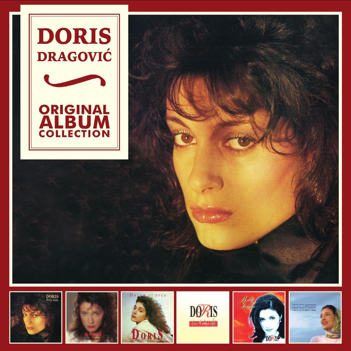 "U prodaji je ""Original Album Collection"" Doris Dragović"