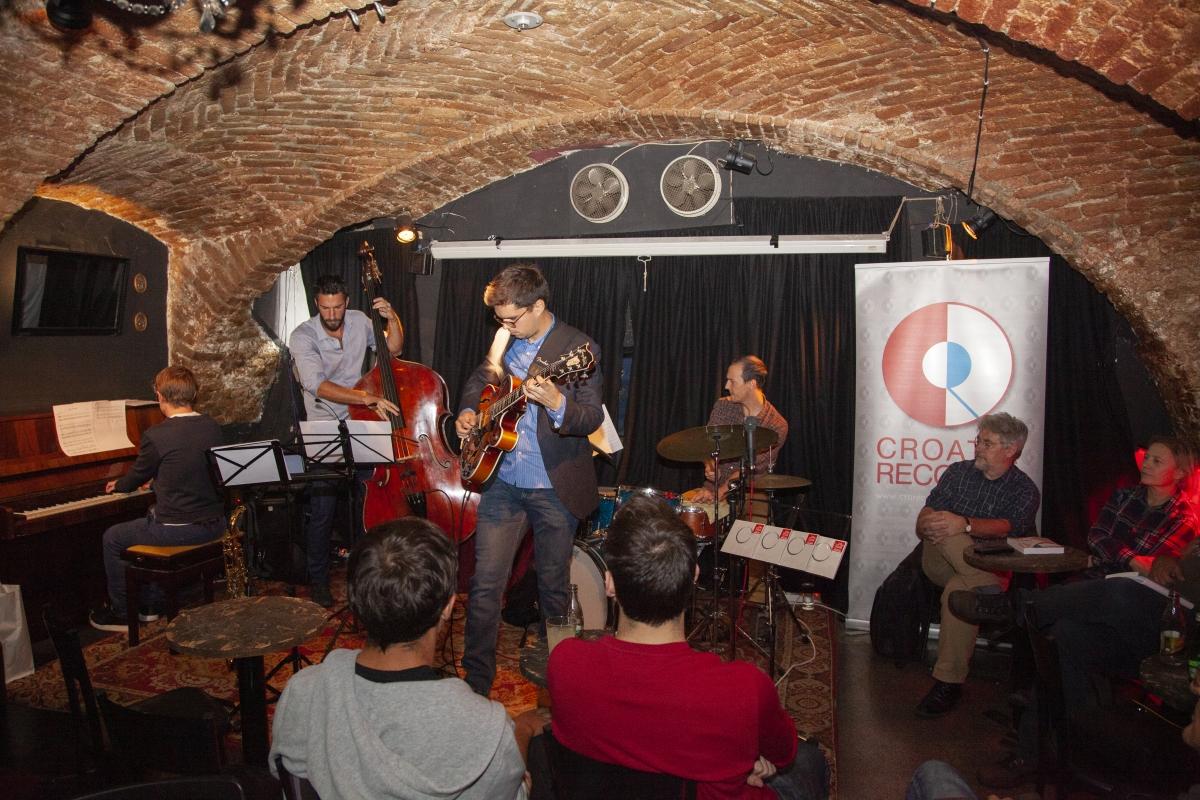 """Album """"Terra Incognita"""" mladog jazz glazbenika Filipa Pavića predstavljen u Kulturnom centru Mesnička"""