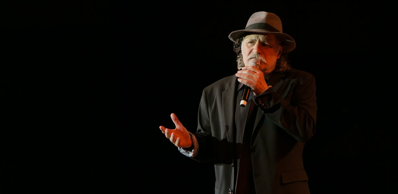 Rade Šerbedžija najavio velike koncerte u HNK-u Zagreb i ljubljanskom Cankarjevom domu