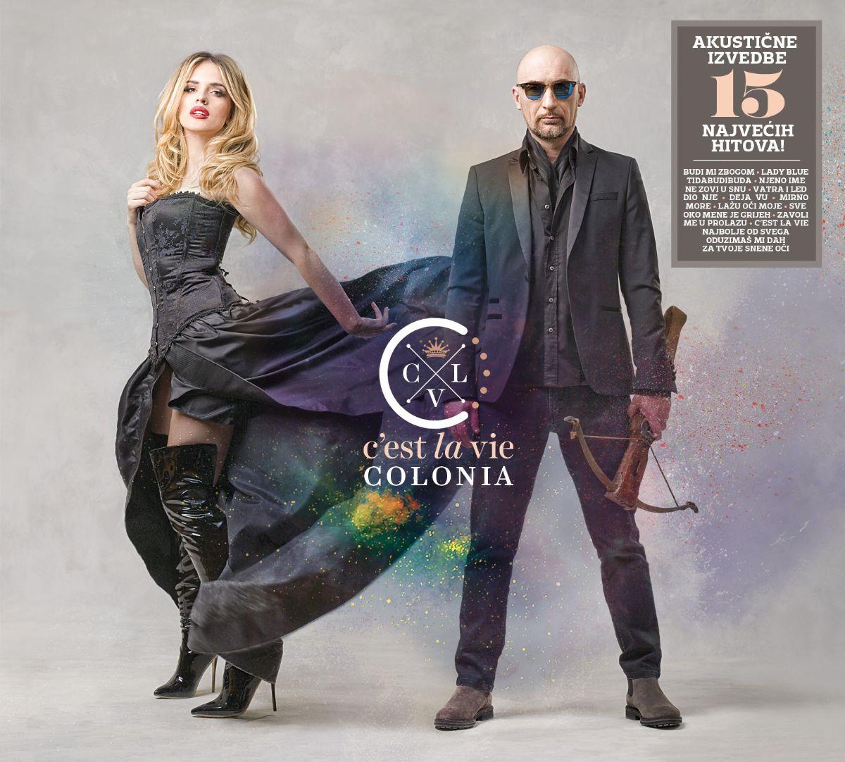 """C'est la vie"", album Colonije koji su fanovi napokon dočekali"