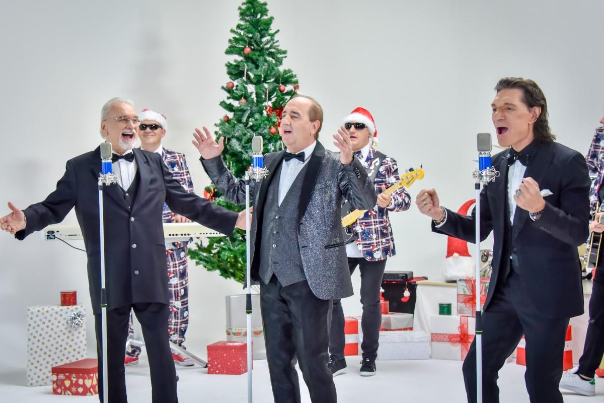 Božićna bajka ponovno udružila Grdovića, Stavrosa i Pejakovića