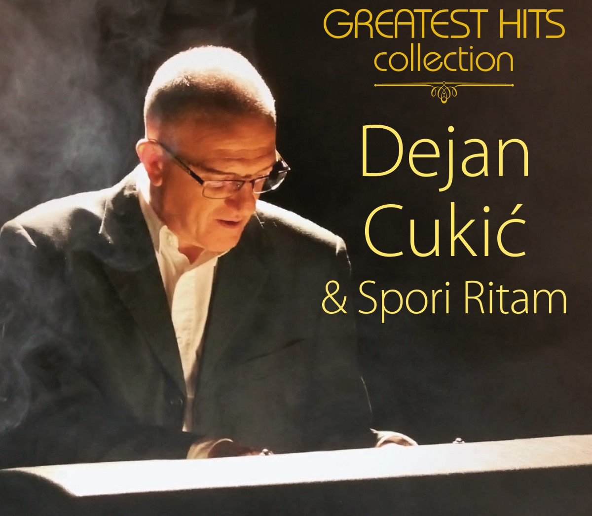 "U prodaji ""Greatest Hits Collection"" Dejana Cukića i grupe Spori Ritam"