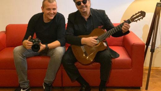 "Davor Radolfi snimio novi video spot ""Voliš li me još"""