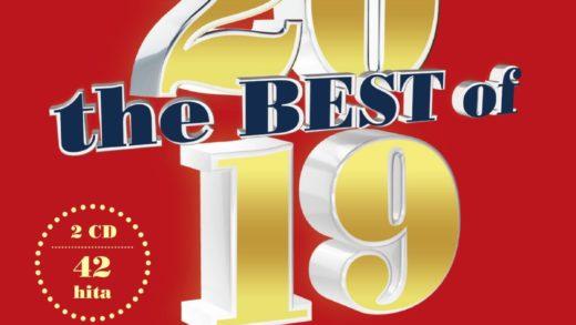 """42 najveća hita 2019. godine na dvostrukoj CD kompilaciji """"The Best of 2019."""""""
