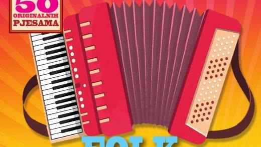 CD preporuka: 50 originalnih pjesama – folk – Kafana je moja istina