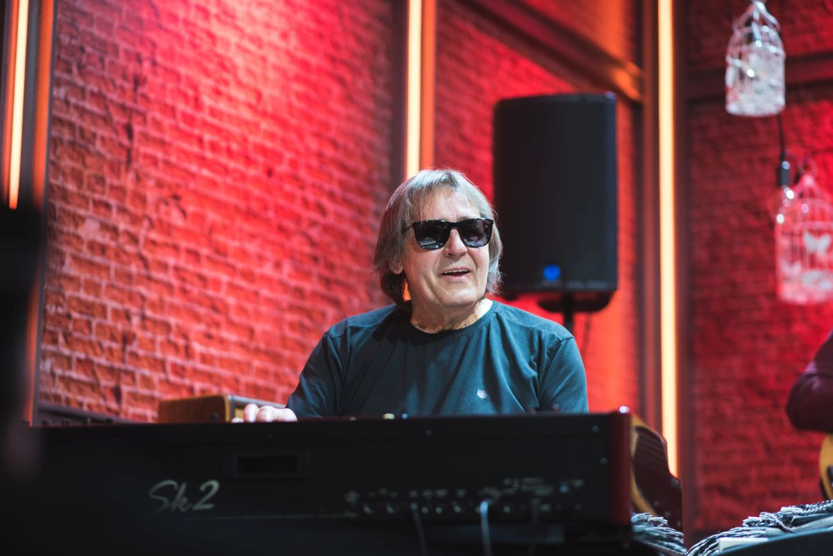 Tihomir Pop Asanović vodi vas u disko – funk soul legenda najavila koncert u Johannu Francku