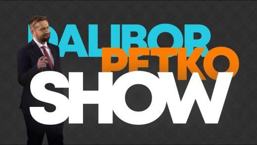 Dalibor Petko Show – Klapa Rišpet i Igor Delač – 9.2.2020.