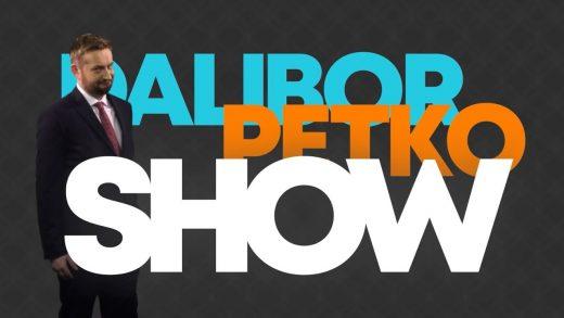 Dalibor Petko Show – Sergej Ćetković – 26.1.2020.