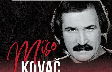 Velika antologija legende Miše Kovača ekskluzivno na Deezeru