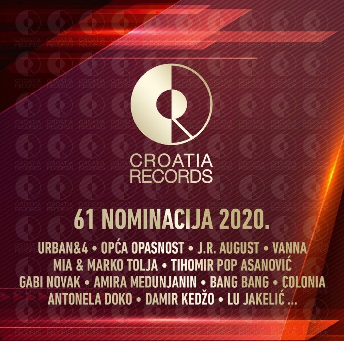 Dvostruko CD izdanje 61 nominacija 2020. donosi sve glazbene uspješnice nominirane za nagradu Porin
