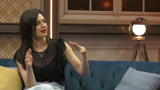 Dalibor Petko Show – Mia Dimšić pjeva unatraške | 10.5.2020.
