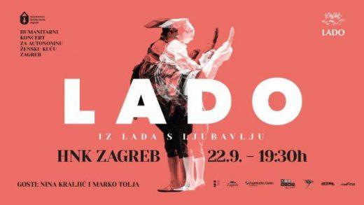 """Ansambl LADO najavljuje humanitarni koncert """"Iz Lada s ljubavlju"""""""