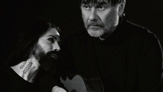 Božo Vrećo & Edin Karamazov, dva vrhunska umjetnika, predstavljaju novi studijski album Lachrimae