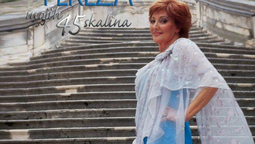 Croatia Records reizdala trostruku antologiju Mojih 45 skalina Tereze Kesovije