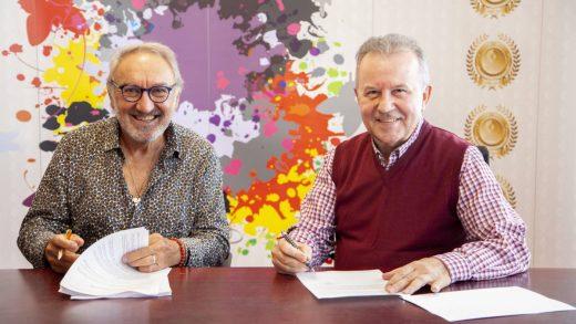 Vladimir Kočiš Zec potpisao novi ekskluzivni ugovor s diskografskom kućom Croatia Records
