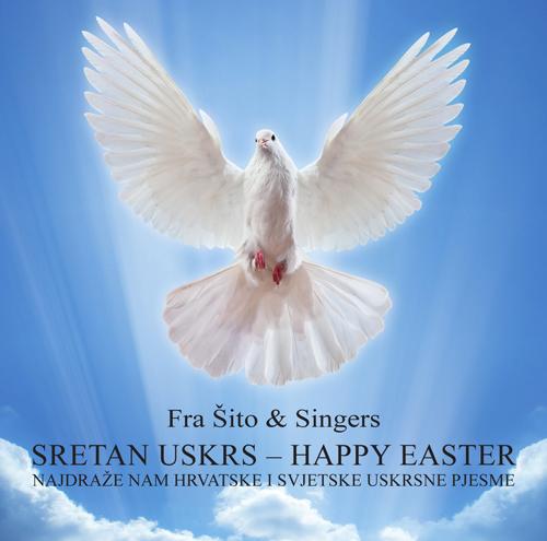 sretan uskrs pjesme Sretan Uskrs   Happy Easter' fra Šito & Singers sretan uskrs pjesme