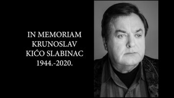 IN MEMORIAM KRUNOSLAV KIĆO SLABINAC 1944. – 2020.