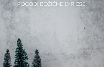 CMC KVIZ – pogodi božićne lyricse! pt.2