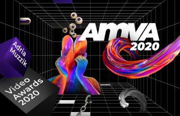 Započelo je glasanje za nominirane spotove Adria Muzzik Video Awards 2020.