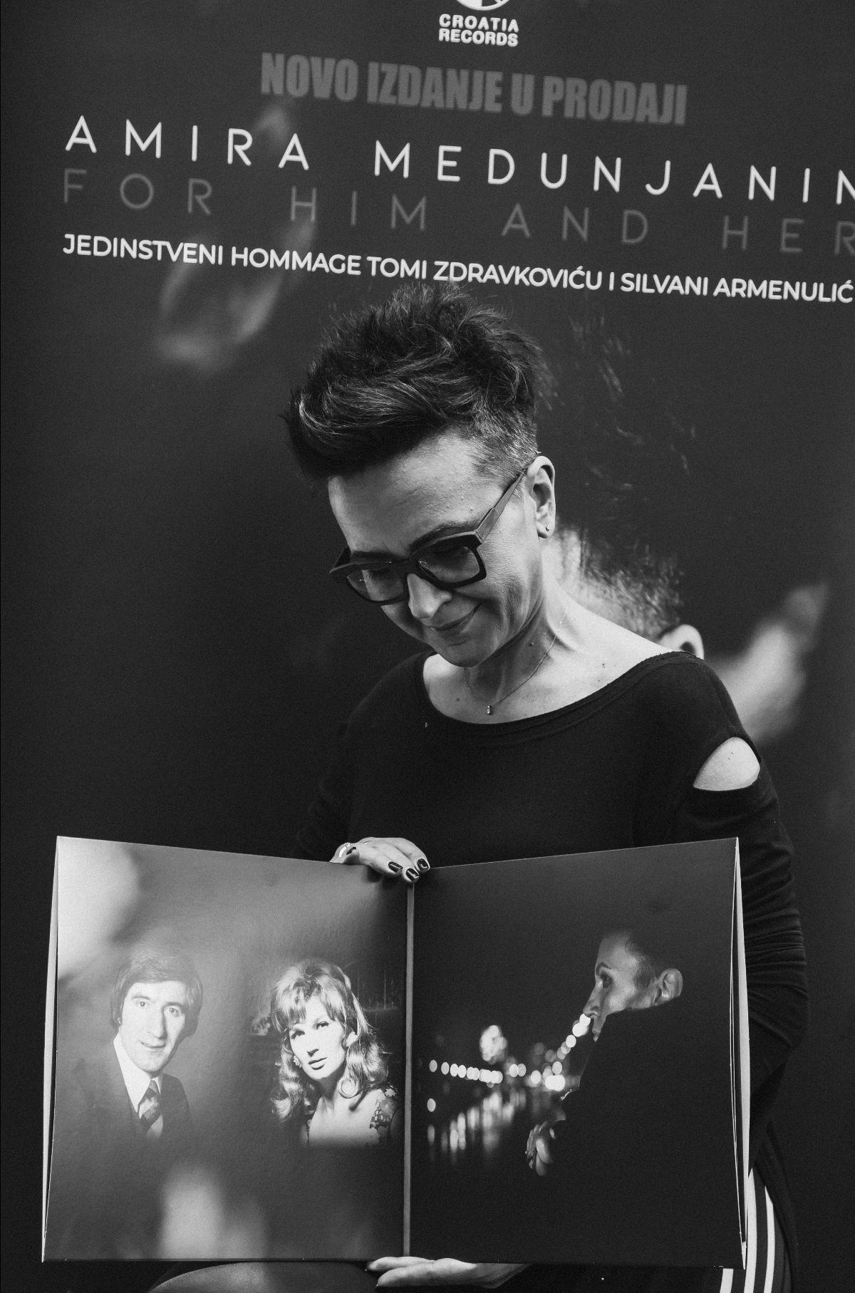 Amira Medunjanin zapjevat će u varaždinskoj Vili Bedeković