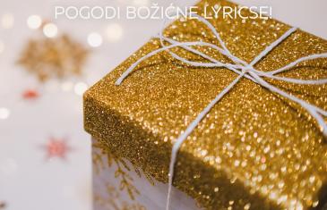 CMC KVIZ – pogodi božićne lyricse! pt.3