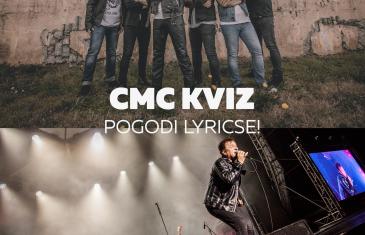 CMC kviz – Pogodi lyricse! Prljavci ili Opća?