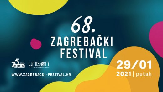 Pjesme 68. Zagrebačkog festivala dostupne na streaming servisima