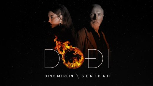 "Dino Merlin i Senidah novim singlom ""Dođi"" ostvarili najviši novi ulaz na HR TOP 40 listi"