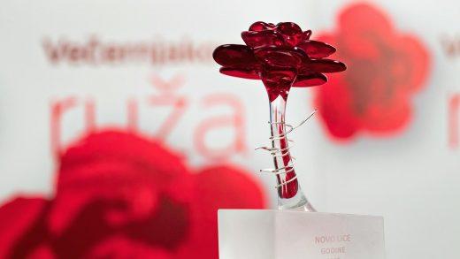 Objavljene nominacije za Večernjakovu ružu