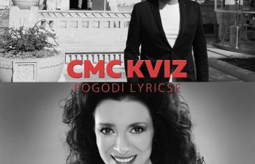 CMC kviz – Pogodi lyricse! Doris ili Grašo?