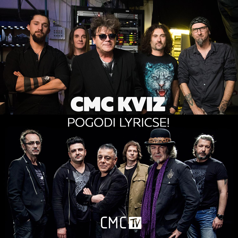 CMC kviz – Pogodi lyricse! Crvena jabuka ili Parni Valjak?