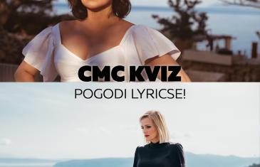 CMC kviz – Pogodi lyricse! Nina ili Vanna?