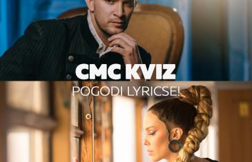 CMC kviz – Pogodi lyricse! Franka Batelić ili Damir Kedžo?