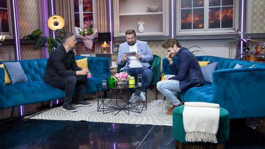 Završi Oliverove stihove – Petar Dragojević i Dino Petrić | Dalibor Petko Show | CMCTV