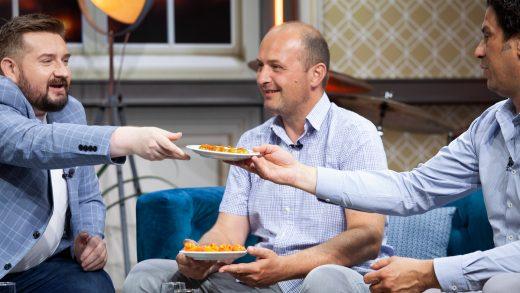 Ili jedi ili reci – Gazde i Zak | Dalibor Petko Show | CMCTV