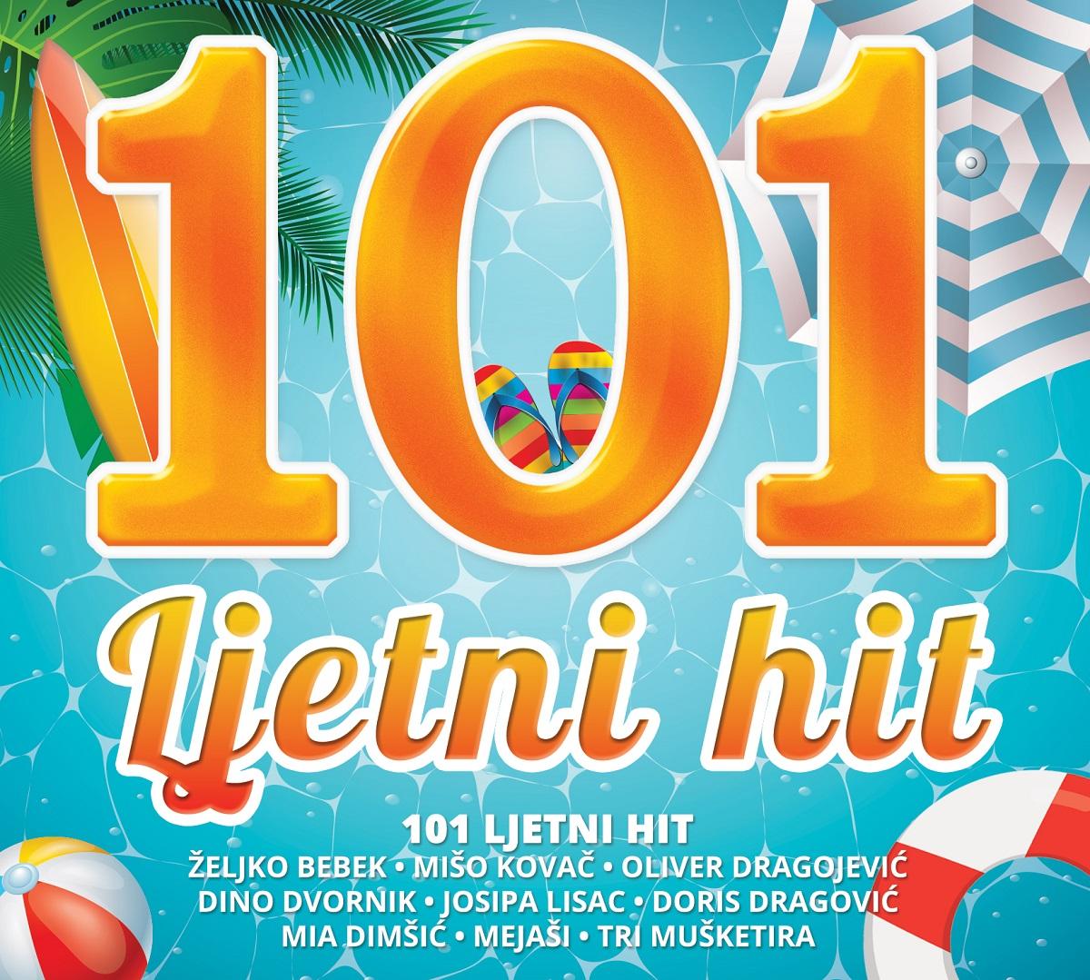 """Opustite se i uživajte uz """"101 ljetni hit"""""""
