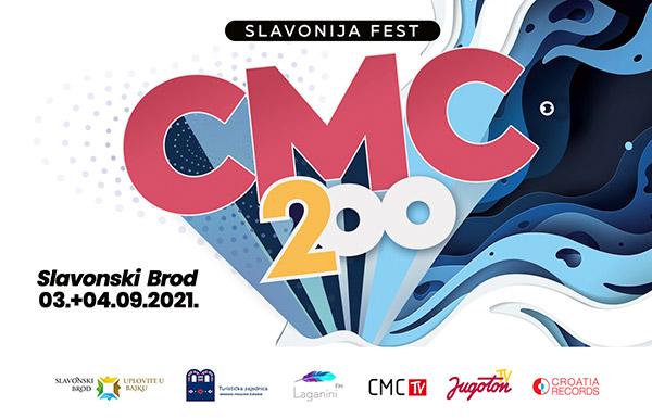Ususret CMC 200 Slavonija festu (radijske i TV emisije)