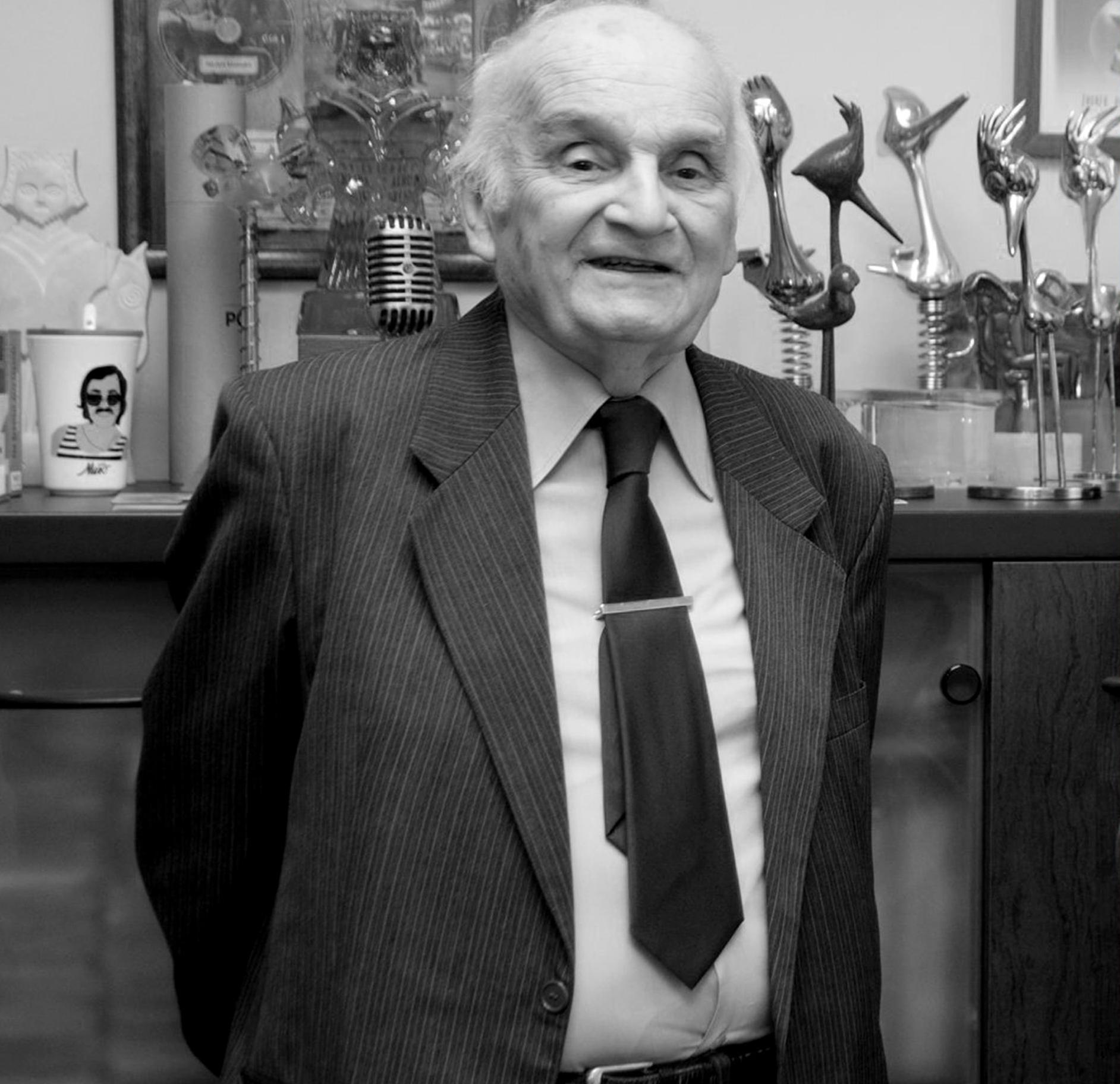 Prošla je godina dana otkako nas je napustio legendarni novinar i publicist Pero Zlatar
