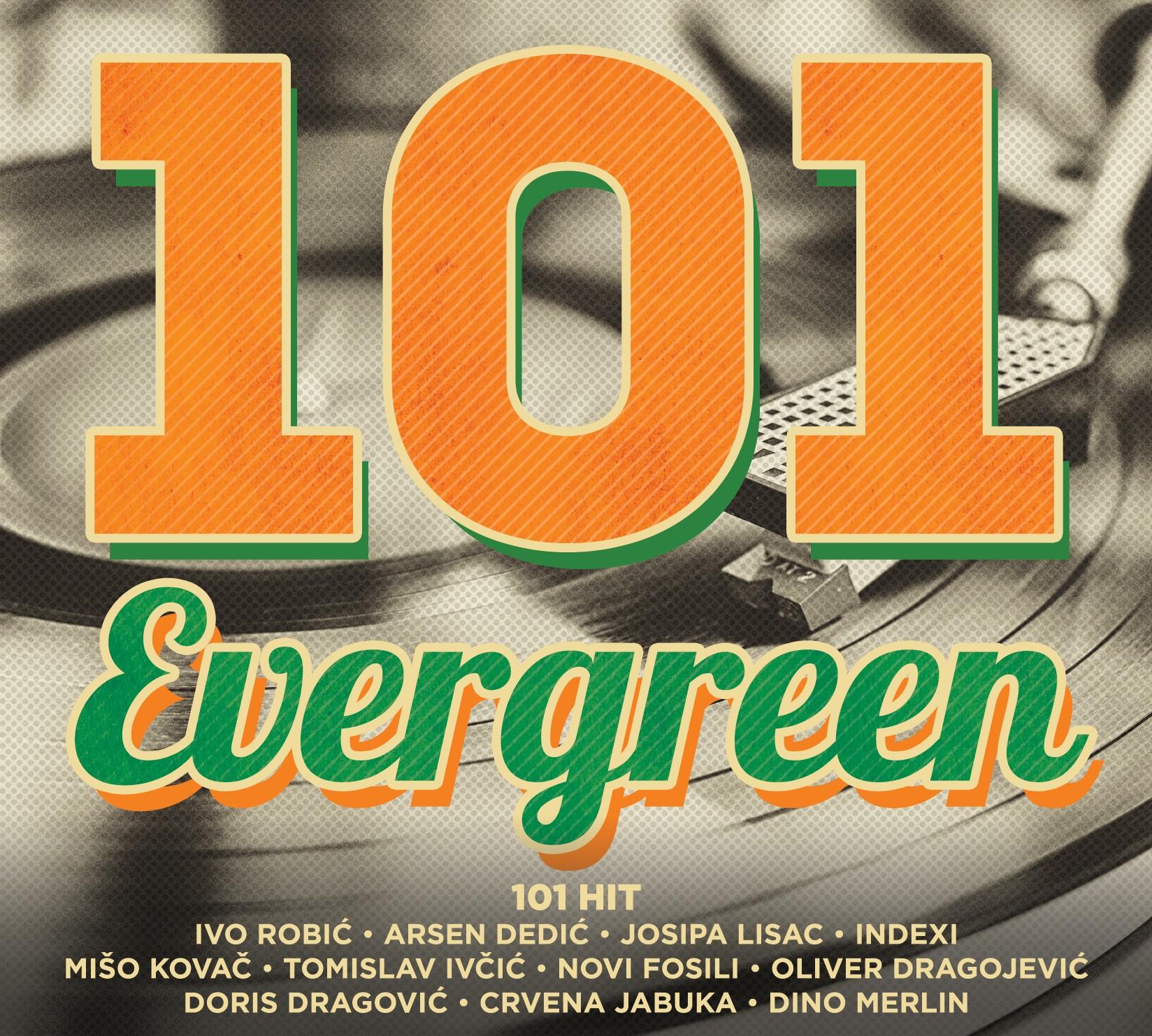 """Novo izdanje """"101 evergreen"""" od danas na svim streaming servisima"""