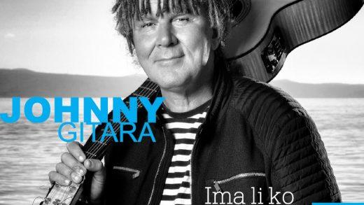 Dalmatinski kantautor Johnny Gitara objavio album sa svojim starim uspješnicama