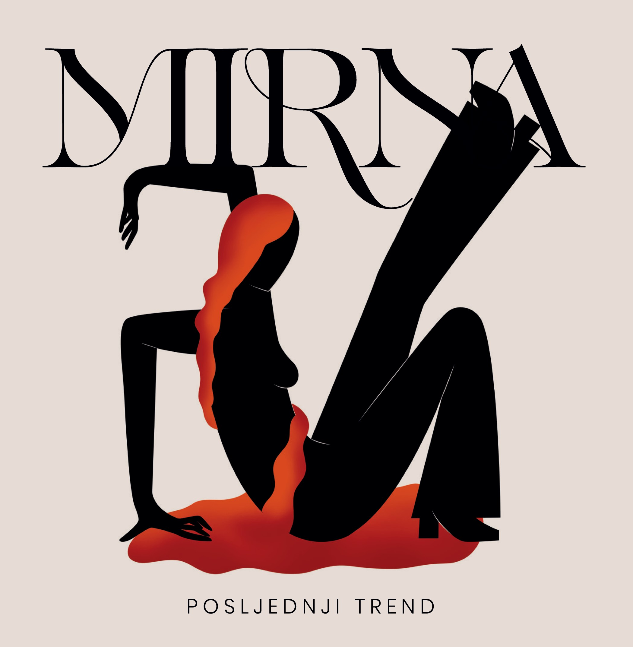 Objavljen drugi album kantautorice Mirne Škrgatić inspiriran pop i rock glazbom 60-ih i 70-ih