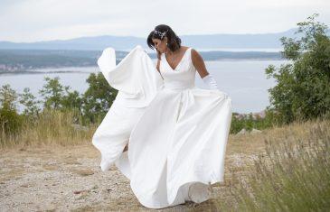 Pjevačica i poduzetnica Tena Vodopija ostavljena pred oltarom
