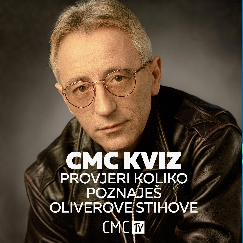 CMC kviz – Provjeri koliko dobro poznaješ Oliverove stihove