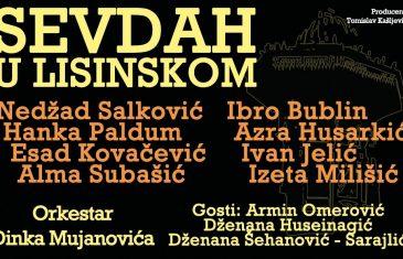 """Pripremamo se za 16. izdanje """"Sevdaha u Lisinskom"""""""